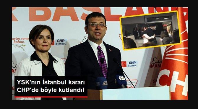 """Photo of AKP'nin Oylar Yeniden Sayılsın"""" Kararına YSK'dan Ret Cevabı Gelmesi, CHP'de Büyük Bir Sevinç Yarattı"""