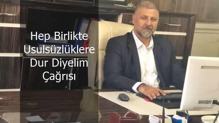 Photo of Şanlıurfa'da Basın, Sivil Toplum Kuruluşları, Kanaat Önderleri Urfa'ya Sahip Çıkmalıdır.