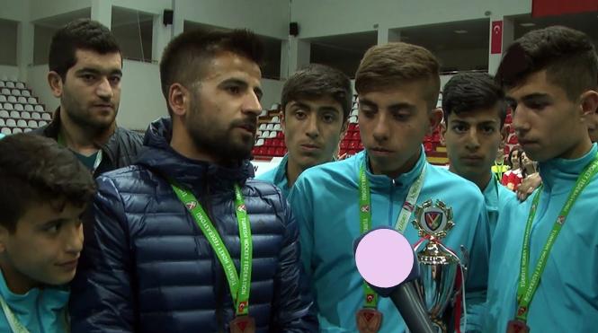Photo of Hokey'de Türkiye Şampiyonluğu Suruç'a Yakıştı
