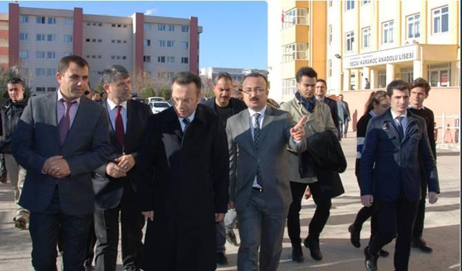 Photo of Okul Sahalarına 3 Milyon TL Harcandı