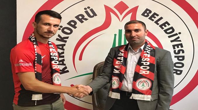 Photo of Karbel Karaköprü Belediye Spor'a Süper Forvet
