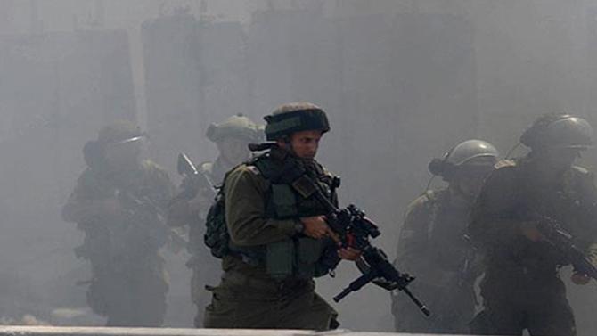 Photo of Siyonist İsrail Askerler Cenaze Törenine Saldırı Yaptı Onlarca Yaralı Var