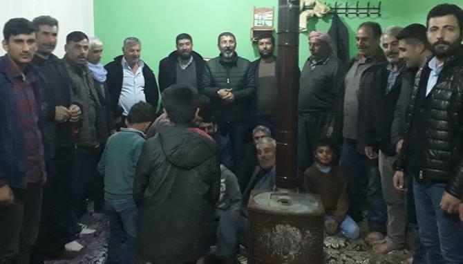 Photo of 4 Kırsal Mahalleden Bağımsız Aday Serhat Erdem'e Destek