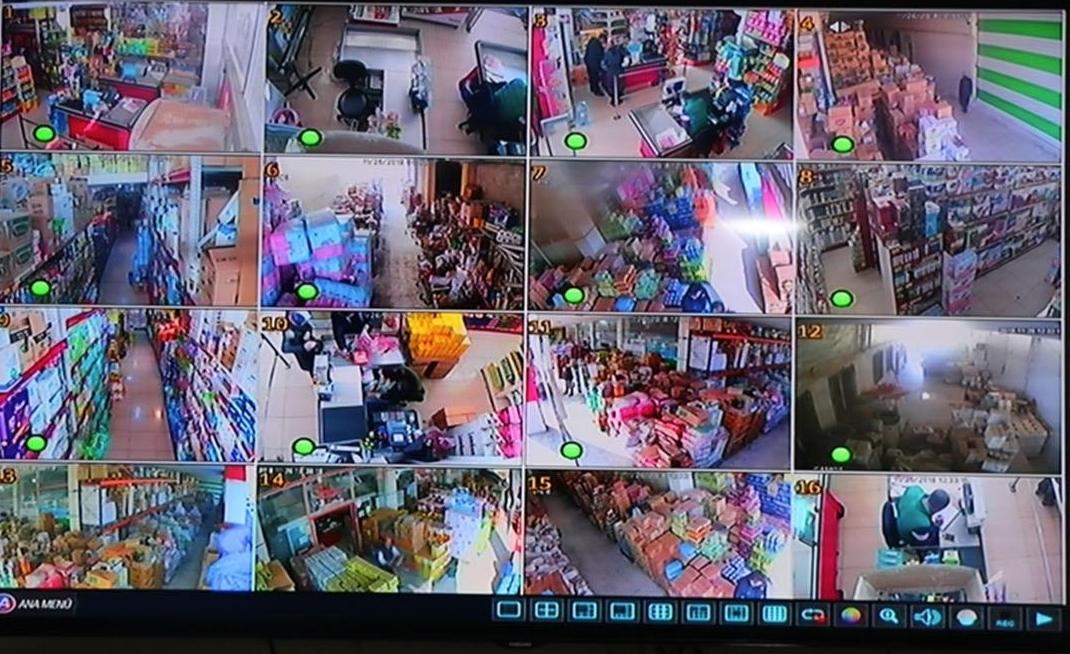 Photo of Süpermarkette 300 bin TL'lik Hırsızlık