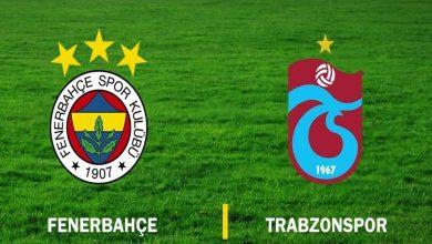 Photo of Fenerbahçe Trabzonspor maçı ATV'de canlı izlenecek